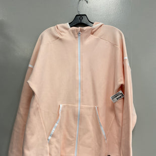 Primary Photo - BRAND: CHAMPION STYLE: ATHLETIC JACKET COLOR: PINK SIZE: XL SKU: 313-31349-3418