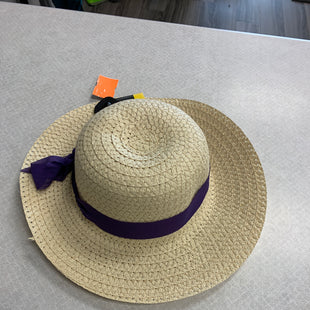 Primary Photo - BRAND:    CLOTHES MENTOR STYLE: HAT COLOR: PURPLE SKU: 313-31332-11033