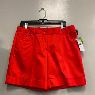 Primary Photo - BRAND: WORTHINGTON STYLE: SHORTS COLOR: RED SIZE: 12 SKU: 313-31344-13084