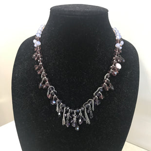 Primary Photo - BRAND:    CLOTHES MENTOR STYLE: NECKLACE COLOR: PURPLE OTHER INFO: CM - SKU: 313-31349-2020