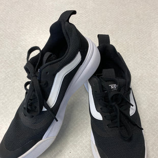 Primary Photo - BRAND: VANS STYLE: SHOES ATHLETIC COLOR: BLACK WHITE SIZE: 8 SKU: 313-31328-36523