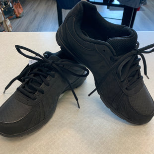 Primary Photo - BRAND:    CLOTHES MENTOR STYLE: SHOES ATHLETIC COLOR: BLACK SIZE: 7 OTHER INFO: SAFE STEP - SKU: 313-31328-33014