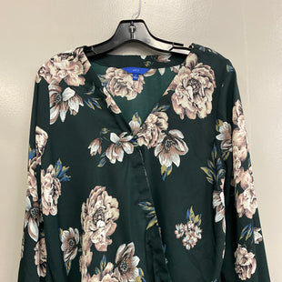Primary Photo - BRAND: APT 9 STYLE: TOP LONG SLEEVE COLOR: FLORAL SIZE: S SKU: 313-31349-2152