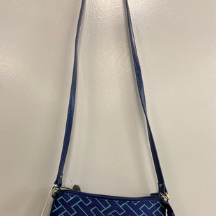 Primary Photo - BRAND: TOMMY HILFIGER STYLE: HANDBAG COLOR: BLUE SIZE: SMALL SKU: 313-31349-1984