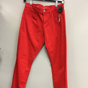 Primary Photo - BRAND: ANN TAYLOR LOFT STYLE: PANTS COLOR: RED SIZE: 2 SKU: 313-31344-12396