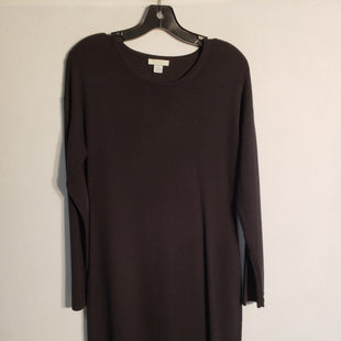 Primary Photo - BRAND: GARNET HILL STYLE: DRESS SHORT LONG SLEEVE COLOR: BLACK SIZE: S SKU: 313-31332-5526
