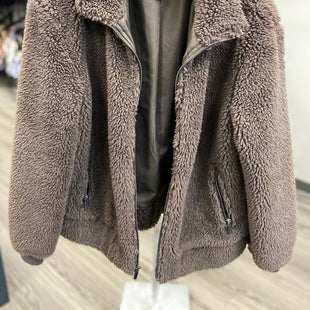 Primary Photo - BRAND: UNIVERSAL THREAD STYLE: FLEECE COLOR: BROWN SIZE: M SKU: 313-31344-16740