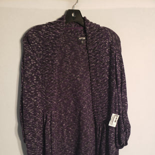 Primary Photo - BRAND: APT 9 STYLE: SWEATER CARDIGAN LIGHTWEIGHT COLOR: PURPLE SIZE: XL SKU: 313-31311-24724