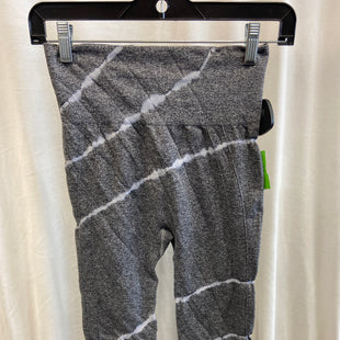 Primary Photo - BRAND: ONE 5 ONE STYLE: ATHLETIC CAPRIS COLOR: GREY SIZE: S SKU: 313-31344-12441