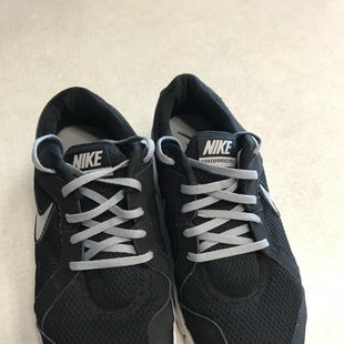 Primary Photo - BRAND: NIKE STYLE: SHOES ATHLETIC COLOR: BLACK SIZE: 10 SKU: 313-31349-4281