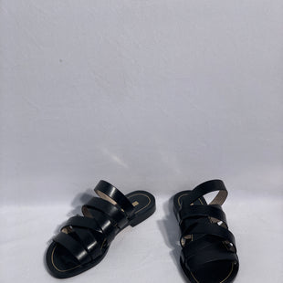Primary Photo - BRAND: LOUISE ET CIESTYLE: SANDALS FLATCOLOR: BLACKSIZE: 5OTHER INFO: LOUISE ET CIE -SKU: 313-31347-541