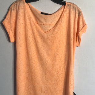 Primary Photo - BRAND: APT 9 STYLE: TOP SHORT SLEEVE COLOR: ORANGE SIZE: M SKU: 313-31328-27517