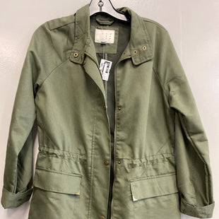Primary Photo - BRAND: A NEW DAY STYLE: COAT SHORT COLOR: GREEN SIZE: M SKU: 313-31349-2483