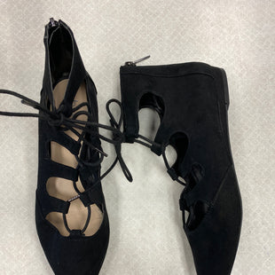 Primary Photo - BRAND: BAR III STYLE: SHOES FLATS COLOR: BLACK SIZE: 7.5 SKU: 313-31311-31228