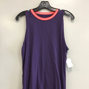 Primary Photo - BRAND: AVIA STYLE: ATHLETIC TANK TOP COLOR: PURPLE SIZE: M SKU: 313-31328-35259