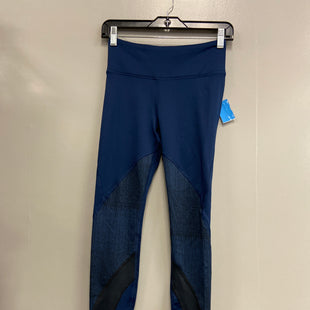 Primary Photo - BRAND: UNDER ARMOUR STYLE: ATHLETIC PANTS COLOR: BLUE SIZE: XS SKU: 313-31332-9473
