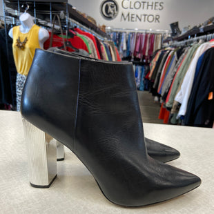Primary Photo - BRAND: MICHAEL BY MICHAEL KORS STYLE: BOOTS ANKLE COLOR: BLACK SIZE: 9.5 SKU: 313-31328-30126