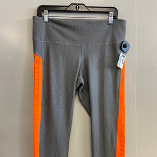 Primary Photo - BRAND: UNDER ARMOUR STYLE: ATHLETIC CAPRIS COLOR: GREY SIZE: XL SKU: 313-31332-9141