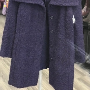 Primary Photo - BRAND: ALFANI STYLE: COAT LONG COLOR: PURPLE SIZE: XL SKU: 313-31344-18926