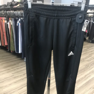 Primary Photo - BRAND: ADIDAS STYLE: ATHLETIC PANTS COLOR: BLACK SIZE: XS SKU: 313-31349-2988