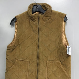 Primary Photo - BRAND: WISHLIST STYLE: VEST DOWN COLOR: BROWN SIZE: M SKU: 313-31349-3435