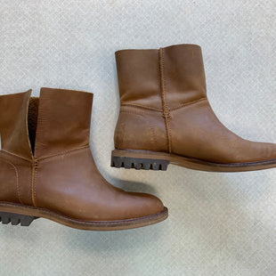 Primary Photo - BRAND: KELSI DAGGER STYLE: BOOTS ANKLE COLOR: BROWN SIZE: 6.5 SKU: 313-31349-677