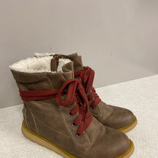 Primary Photo - BRAND:    CLOTHES MENTOR STYLE: BOOTS ANKLE COLOR: BROWN SIZE: 7 OTHER INFO: SM NEW YORK - SKU: 313-31344-20271