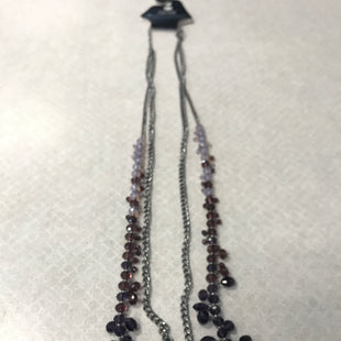 Primary Photo - BRAND:    CLOTHES MENTOR STYLE: NECKLACE COLOR: PURPLE OTHER INFO: CM - SKU: 313-31349-2049