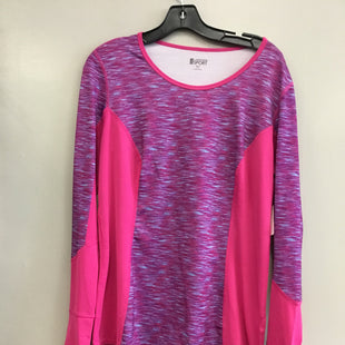 Primary Photo - BRAND: LANDS END STYLE: ATHLETIC TOP COLOR: PINK SIZE: M SKU: 313-31344-17262