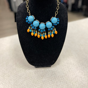 Primary Photo - BRAND:    CLOTHES MENTOR STYLE: NECKLACE COLOR: BLUE SKU: 313-31354-38