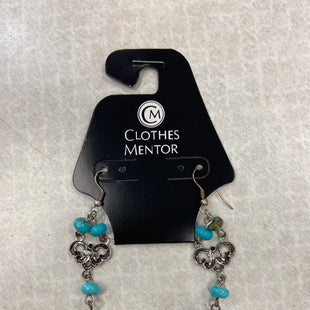 Primary Photo - BRAND:    CLOTHES MENTOR STYLE: EARRINGS COLOR: TURQUOISE SKU: 313-31332-7882