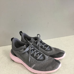 Primary Photo - BRAND: NIKE STYLE: SHOES ATHLETIC COLOR: GREY SIZE: 9.5 SKU: 313-31349-2099