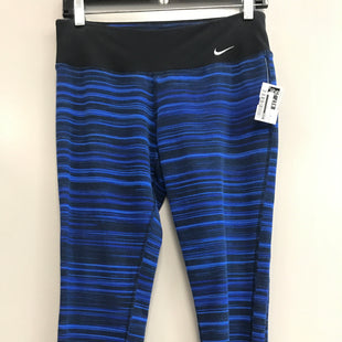 Primary Photo - BRAND: NIKE STYLE: ATHLETIC PANTS COLOR: BLUE SIZE: M SKU: 313-31349-1123