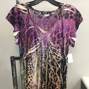 Primary Photo - BRAND: APT 9 STYLE: TOP SHORT SLEEVE COLOR: PURPLE SIZE: M SKU: 313-31332-7478
