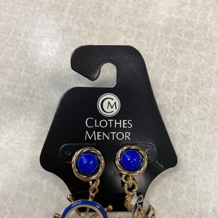 Primary Photo - BRAND:    CLOTHES MENTOR STYLE: EARRINGS COLOR: NAUTICAL SIZE: 0 OTHER INFO: FASHION JEWELRY - SKU: 313-31328-37076R