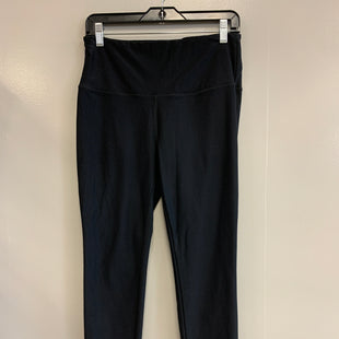 Primary Photo - BRAND:    CLOTHES MENTOR STYLE: ATHLETIC PANTS COLOR: BLACK SIZE: L SKU: 313-31354-84