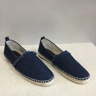 Primary Photo - BRAND: LANDS END STYLE: SHOES FLATS COLOR: NAVY SIZE: 10 SKU: 313-31332-11486