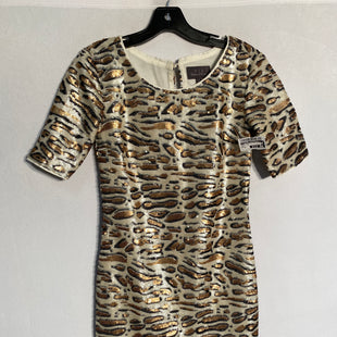 Primary Photo - BRAND:    CLOTHES MENTOR STYLE: DRESS SHORT SHORT SLEEVE COLOR: ANIMAL PRINT SIZE: XS OTHER INFO: PJK - SKU: 313-31344-20868