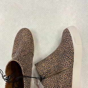 Primary Photo - BRAND: UNIVERSAL THREAD STYLE: BOOTS ANKLE COLOR: LEOPARD PRINT SIZE: 10 SKU: 313-31352-573