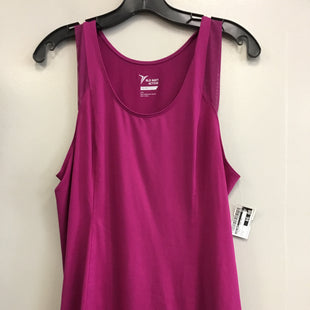 Primary Photo - BRAND: OLD NAVY STYLE: ATHLETIC TANK TOP COLOR: PURPLE SIZE: L SKU: 313-31328-34716