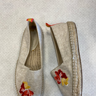 Primary Photo - BRAND: VERA BRADLEY STYLE: SHOES FLATS COLOR: TAN SIZE: 7 SKU: 313-31318-12139