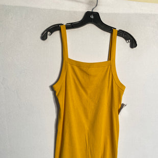 Primary Photo - BRAND: OLD NAVY STYLE: TANK BASIC CAMI COLOR: MUSTARD SIZE: L SKU: 313-31332-8207