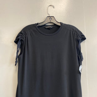 Primary Photo - BRAND: BANANA REPUBLIC O STYLE: TOP SHORT SLEEVE COLOR: BLACK SIZE: S SKU: 313-31311-26926