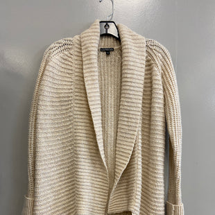 Primary Photo - BRAND: EXPRESS STYLE: SWEATER CARDIGAN LIGHTWEIGHT COLOR: CREAM SIZE: S SKU: 313-31344-20378