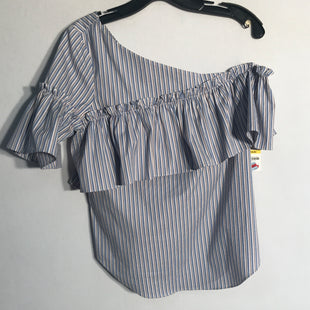 Primary Photo - BRAND: BAR III STYLE: TOP SHORT SLEEVE COLOR: STRIPED SIZE: M SKU: 313-31311-23736