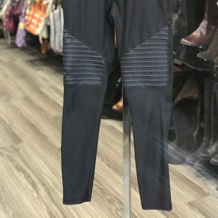 Primary Photo - BRAND: 90 DEGREES BY REFLEX STYLE: ATHLETIC CAPRIS COLOR: BLACK SIZE: S SKU: 313-31344-17062