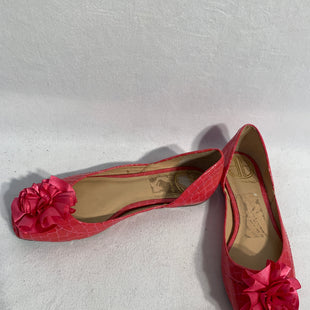 Primary Photo - BRAND: LILLY PULITZERSTYLE: SHOES FLATSCOLOR: PINKSIZE: 6SKU: 313-31332-2706