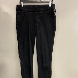 Primary Photo - BRAND: OLD NAVY STYLE: JEANS COLOR: BLACK DENIM SIZE: 10TALL SKU: 313-31344-15110