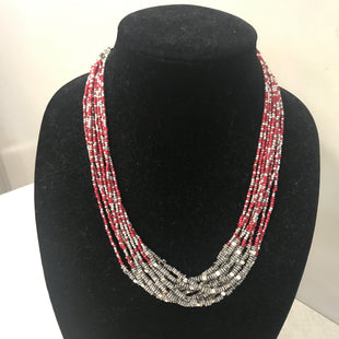 Primary Photo - BRAND:    CLOTHES MENTOR STYLE: NECKLACE COLOR: RED SKU: 313-31311-30385
