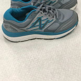 Primary Photo - BRAND: NEW BALANCE STYLE: SHOES ATHLETIC COLOR: GREY SIZE: 8.5 SKU: 313-31332-9816